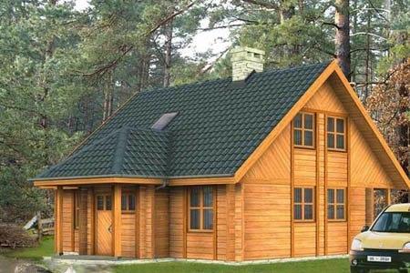 дома на основе деревянного каркаса г.Спасск-Дальний