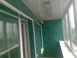 козырьки на балкон в Спасске-Дальнем