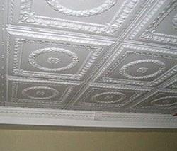 Потолочная плитка г.Спасск-Дальний, плитка на потолок